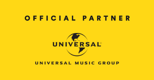 MusicPromoToday is an official partner with Universal Music Group