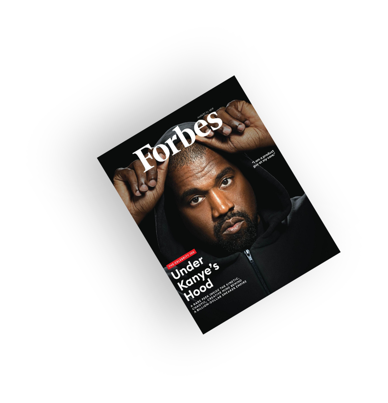 Forbes magazine cover by musicpromotoday